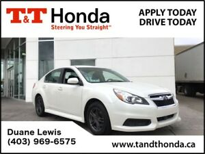 2014 Subaru Legacy 2.5i* LOW KM's, Heated Seats, Bluetooth/USB*