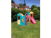 Little Tikes / Tykes 8 in 1 Adjustable Playground, Can Deliver