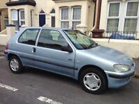 FOR SALE £400, Peugeot 106