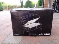 Portable Habitat BBQ for sale, never used