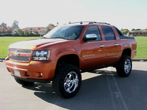 Wanted - 2010-2013 Chevrolet Avalanche