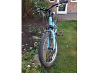 """Girls Bike - Ridgeback Harmony 20"""" - Excellent Condition & perfect to learn / develop skills"""