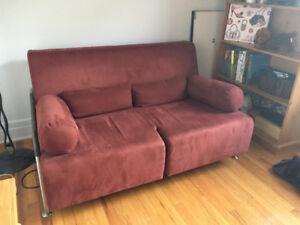 Divan-sofa 2 places