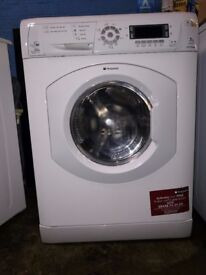 Fully refurbished hotpoint 7kg washer dryer only £119