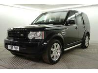 2009 Land Rover Discovery 4 TDV6 GS Diesel black Automatic