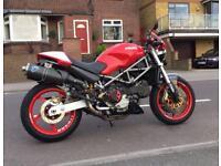 Ducati Monster S4 916