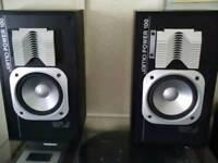 Jamo 100w speakers