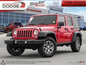 2014 Jeep Wrangler UNLIMITED RUBICON | BLUETOOTH | LOADED