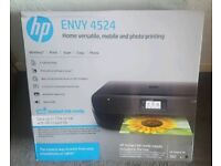 HP Envy 4524 mobile and photo Printer