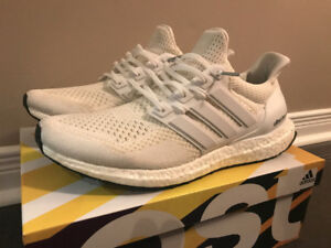 Trade Ultra Boost Triple White 1.0 for ANY YEEZY 10.5 PLUS CASH
