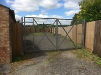 Storage yard to let - Badshot Lea, Surrey