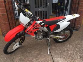 2015 crfx 450 excellent condition one owner from new