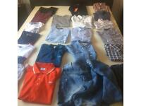 Men's shirts,tshirts and jeans all designer brands