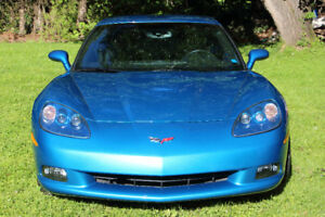 2009 Chevrolet Corvette Z-51 Coupe (2 door)