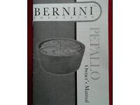 BERNINI PETALLO WATER FOUNTAIN