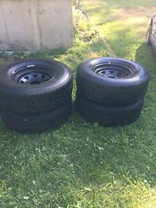 """4 - 31"""" tires for sale"""