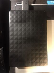 Seagate 3TB external hard drive for sale