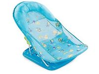 Baby bath seat suitable from newborn