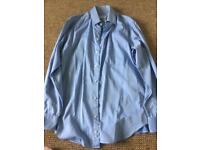 Men's Giorgio Armani long sleeved shirt.