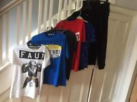 Bundle men's / teen boy clothes