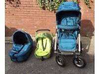 Pram, Pushchair, Stroller, Buggy