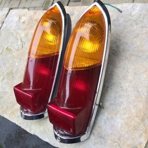 MG MGB MGC MIDGET TAIL LIGHT ASSEMBLIES