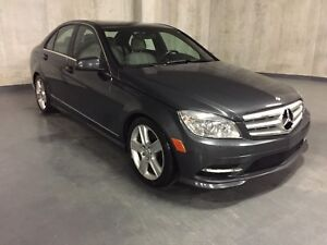 MERCEDES BENZ C300 4 MATIC 2011