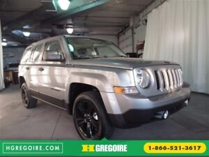 2015 Jeep Patriot ALTITUDE 4WD MAGS CRUISE CONTROL