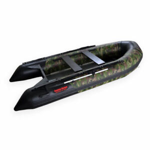 SEAMAX 14FT CAMO COLOURED INFLATABLES ON SALE