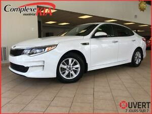 2016 Kia Optima LX 11669KM! DEM.DIST CAM.RECUL BLUETOOTH CRUISE