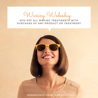 Waxing Discounts in Moncton