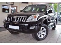 8 SEATER!!! (2006) TOYOTA LAND CRUISER LC4 D4D AUTO - FULL LEATHER - FINANCE AVAILABLE