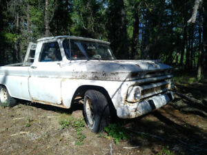 VARIETY OF OLD TRUCKS FOR SALE 60'S & UP!