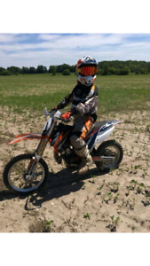 KTM SX85 Dirt bike