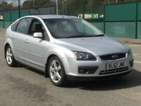 2008 FORD FOCUS 1.6 ZETEC * 1 F.KEEPER * LONG MOT * SERVICE HISTORY * PART EXCHANGE * DELIVERY *