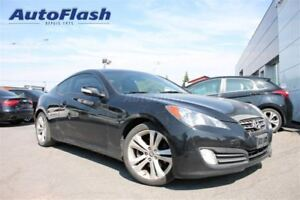 2011 Hyundai Genesis Coupe 3.8L V6 Paddle-Shift *Cuir/Leather* T