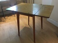 Vintage Formica extendable table