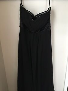 Woman's formal gown