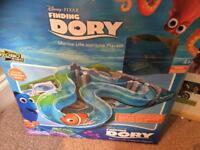 Finding dory marine life institute playset