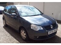 T-Z CARS PRESENT A 2005 Volkswagen Polo 1.4 S AUTO 5dr 6 MONTHS WARRANTY