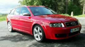 Audi a4 (b6) sline avent 2004 1.8 20v turbo(Bmw 320d e46 m sport touring)