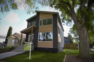 ***Modern Infill Home With Garage Suite!***