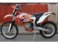 2015 KTM FREERIDE 350 IMMACULATE CONDITION