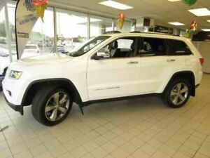 2014 JEEP GRAND CHEROKEE 4DR 4WD LIMITED