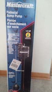 Submersible Sump Pump - BRAND NEW