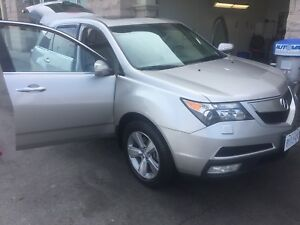 2011 Acura MDX TECHNOLOGY. full loaded