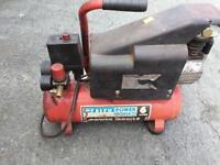 Sealey Power Mobile 6 litre air compressor - spares/repairs