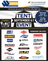 WFS LTD Annual Tent Event