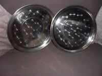 Silver Tray (2 available on request)