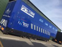 Motorsport 3 car Transport Trailer.